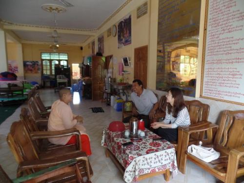 monastary school-Myanmar